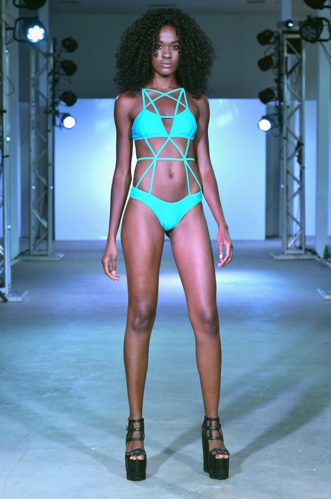 Chromat SS16 Swim at DIVE Preview for Miami Swim Week