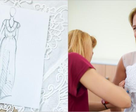 Secrete despre laseta care va fi reînviată pe hainele moldovencelor la IA Mania!