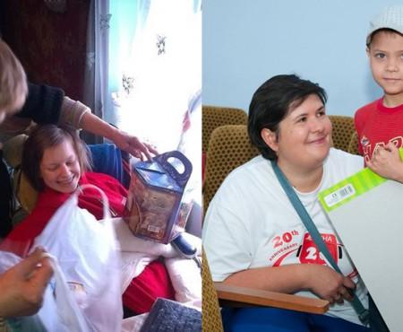 Basarabeanca Victoria Dunford adunat 3 mln de lei pentru copiii cu dizabilități din Moldova