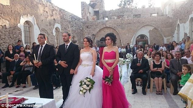 Acest cuplu de sirieni a readus speranța pentru pace în întreaga lume (Foto)