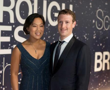"""Zuckerberg : """"La una din investigațiile de USG, ea mi-a dat un """"Like"""" cu mânuța ei micuță."""""""