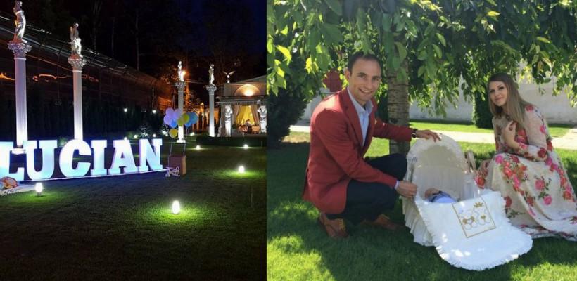 Ion Paladi a organizat o cumătrie de zile mari în cinstea fiului său, Lucian. Așa au sărbătorit (Foto)