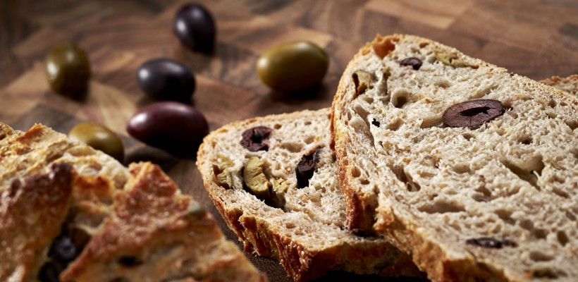 Gătește azi o pâine cu măsline