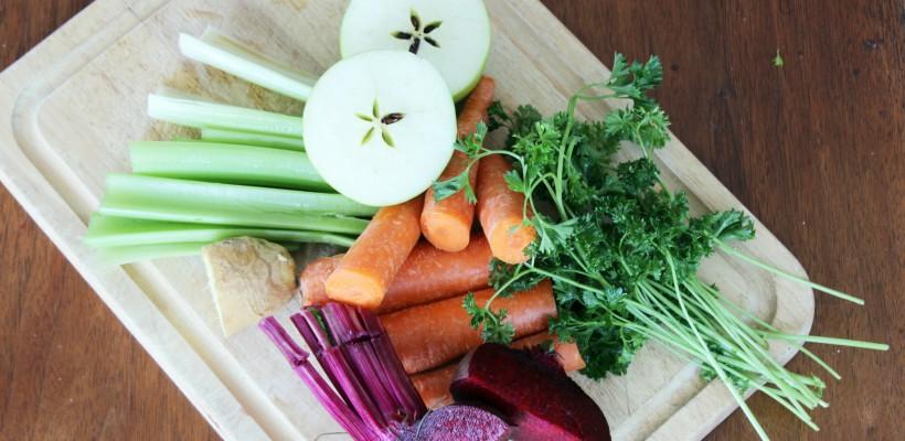 Combinații de fructe & legume și efectele sucului lor pentru sănătatea ta