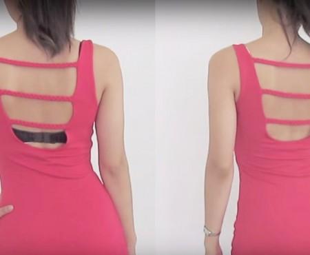 Cum poți obține sutienul perfect pentru rochiile cu spatele gol