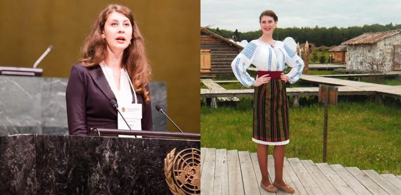 Daniela Moisei – tânăra care a surprins Adunarea Generală a ONU cu un discurs excepțional