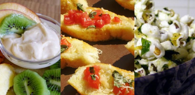 5 gustări neobișnuite pentru petrecerea ta (Foto)