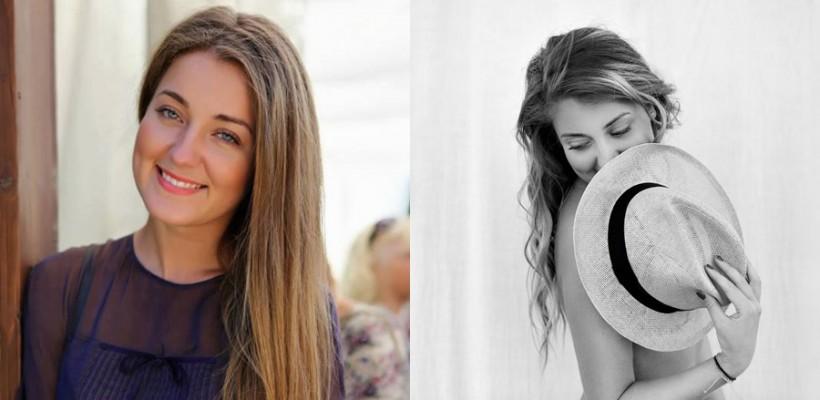 """Olga Stepanenco: """"Eu sunt adevărată în fotografii. Îmi iubesc orice rid și orice neajuns"""""""