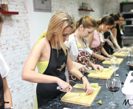 Primul masterclass vegetarian marca Ladylike & Lo Chef