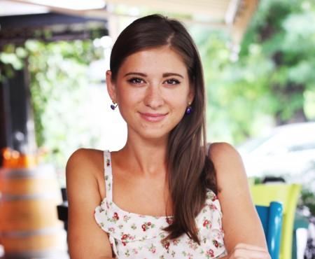 """Valeria Țurcan: """"Un blog culinar fără poze bune e ca mâncarea fără sare"""""""
