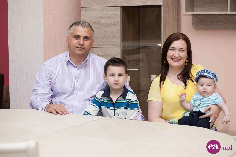 Familia Russu Turcanu