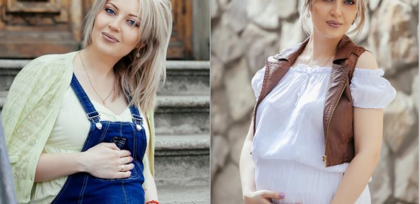 """Olivia Furtună, într-un pictorial inedit la ultimele săptămâni de sarcină ! """"Avem deja ales numele bebelușului"""" (Foto)"""