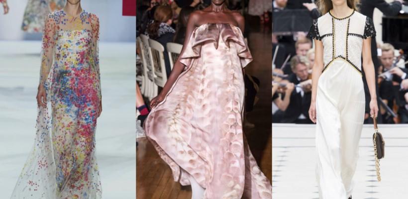 Cele mai inedite rochii de mireasă prezentate la săptămâna modei de la New York și Londra (Foto)