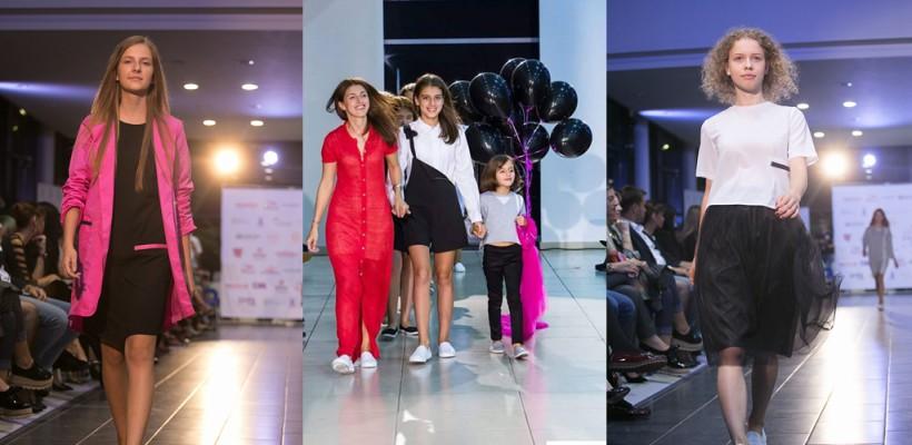 Adolescenții din Moldova se pot mândri cu haine pe placul lor, create chiar de unul dintre ei! Iată noua colecție de la Lia Fia