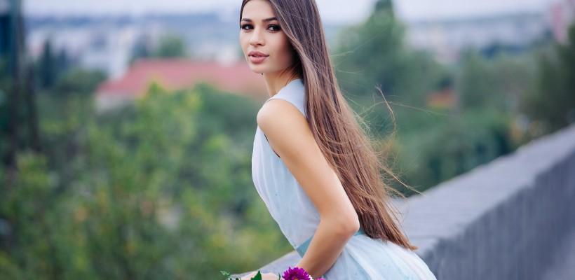 """Anastasia Iacub, Miss Moldova 2015: """"Mă pregătesc să arăt întregii lumi ce popor frumos suntem!"""""""