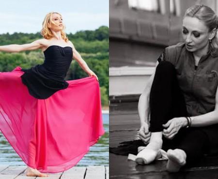 Lebedele albe și negre din viața unei prim-balerine: Anastasia Homițcaia
