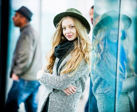 Daniela Rogovschi – basarabeanca instruită la Paris, care vrea să cucerească showbizul românesc