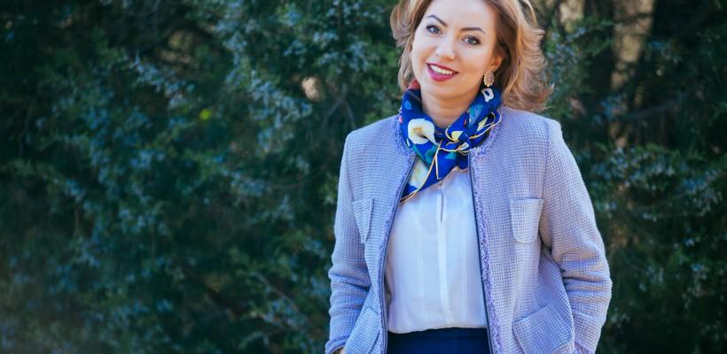 """Chișinăul pentru Natalia Chirică: de la fantastic și imens la un oraș """"prea mic pentru o afacere mare"""""""