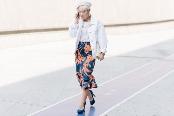 Cum se îmbracă fashioniștii din Coreea de Sud la Săptămâna Modei din Seoul (Foto)