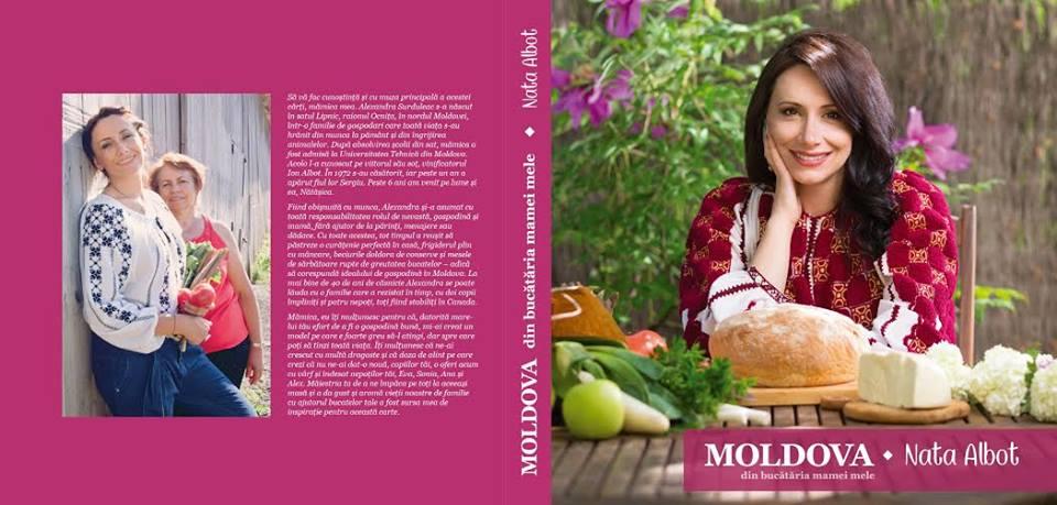 Moldova din bucataria mamei mele