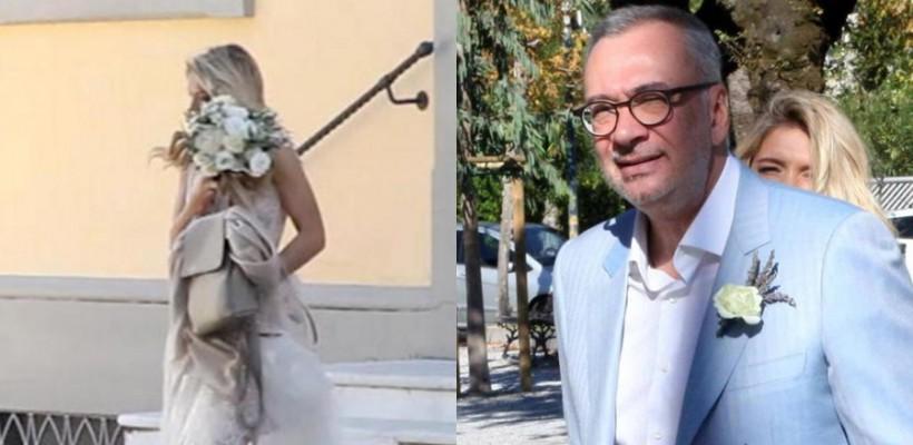 Presa italiană: Vera Brejneva și Konstantin Meladze s-au căsătorit în Italia