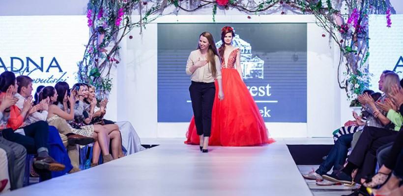 """Designerul Diana Voevuțki: """"Îmi place la nebunie să scot pe podium rochii transparente și fine!"""""""