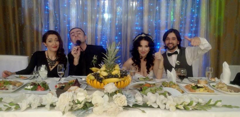 Nuntă de actori, vineri, pe 13 noiembrie! Cristina Platon și Garry Cozma și-au unit destinele
