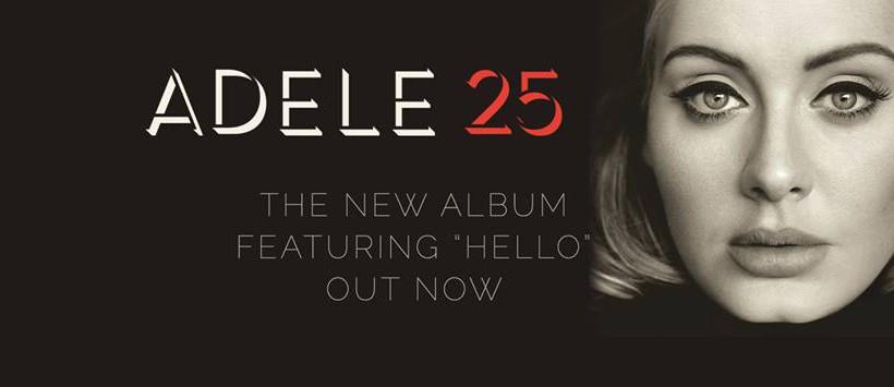 Cel mai nou album marca Adele, într-un cover de 4 minute (Video)
