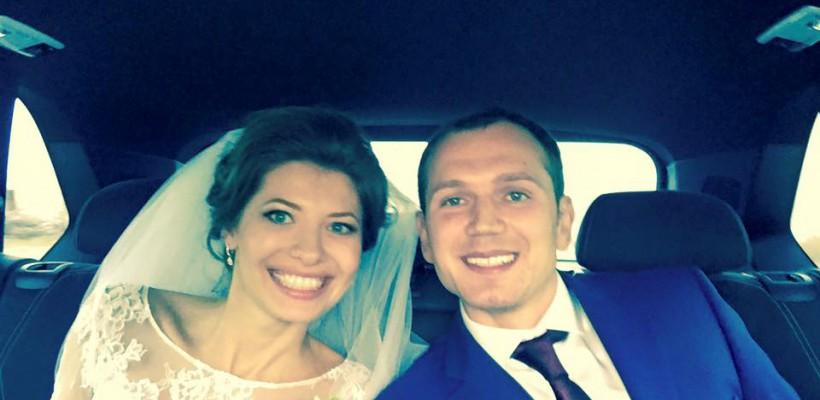 Veronica Ghimp s-a măritat! Primele fotografii în rochie de mireasă (Foto)