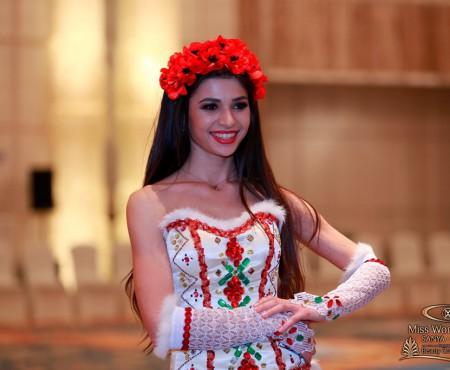 """A ajuns în China! În ce ținută a evoluat Anastasia Iacub la proba """"Dances of the World Audition"""""""