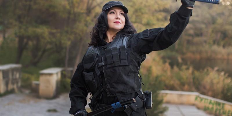 """Angela Chelaru: """"Bărbatul este vânătorul și cuceritorul care completează femeia"""" (Foto)"""