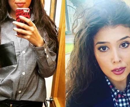 Diana Hamâc – fata care creează cămăși de damă stilate, în stil boyfriend