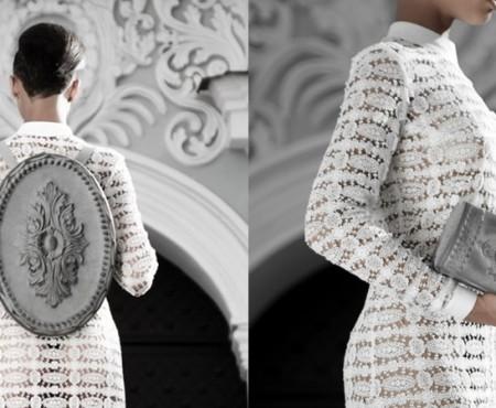 Un designer ucrainean a conceput rucsacurile inspirate din arhitectură