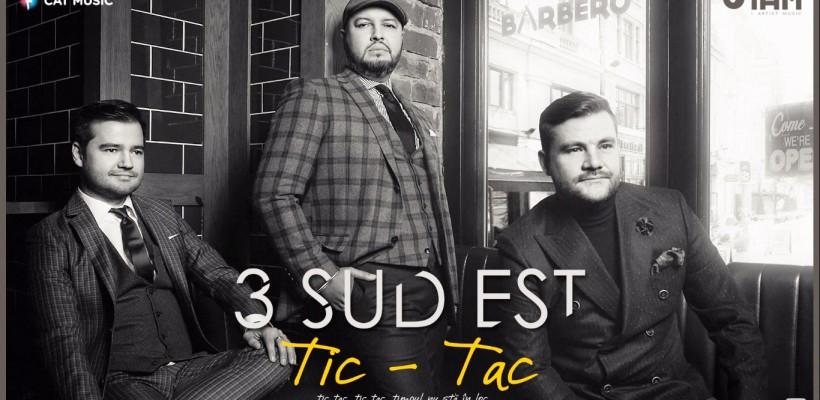 """Trupa 3 Sud Est a revenit cu un single în preajma Sărbătorilor de Iarnă: """"Tic Tac"""" (Audio)"""