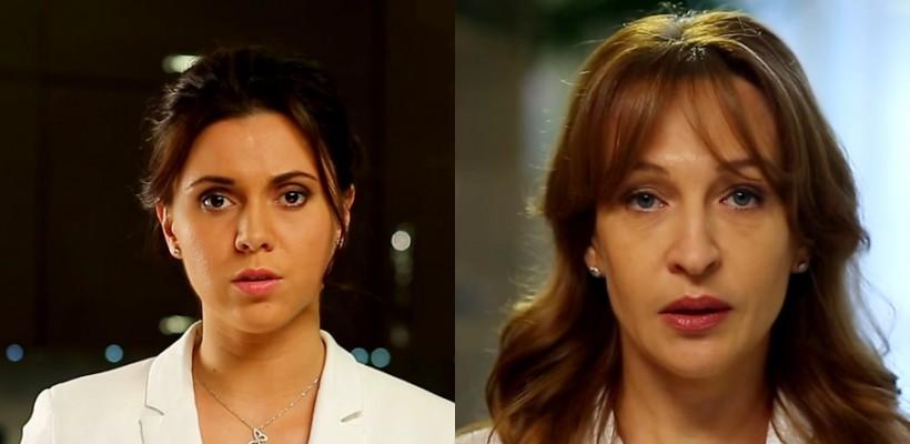Natalia Morari și Sanda Diviricean susțin campania pentru eliminarea violenței împotriva femeilor