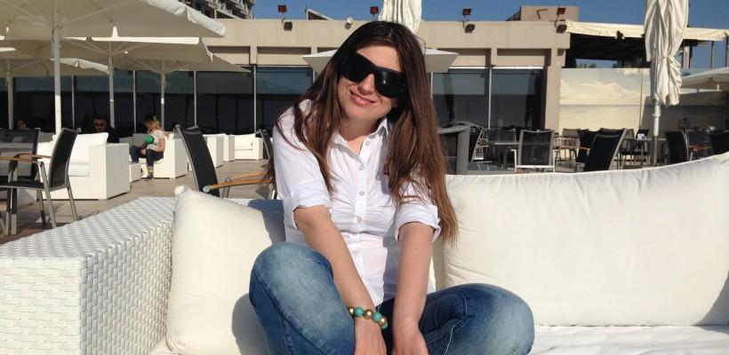 """Iuliana Mămăligă, despre vacanțe și vise: """"Călătoriile mereu sunt un izvor nesecat pentru munca jurnalistului și nu doar"""""""
