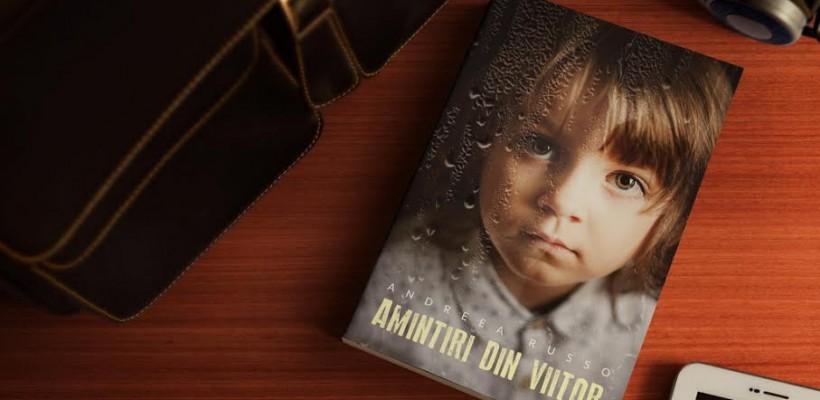 """Autoare de la Chișinău debutează cu trilogia """"Amintiri din Viitor"""". Descoperă povestea excepțională a unui băiat care își cunoaște viitorul"""