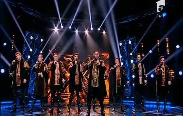 Bravissimo și Brain Band au duelat frumos la X Factor! Cine a fost ales de Horia Brenciu (Video)