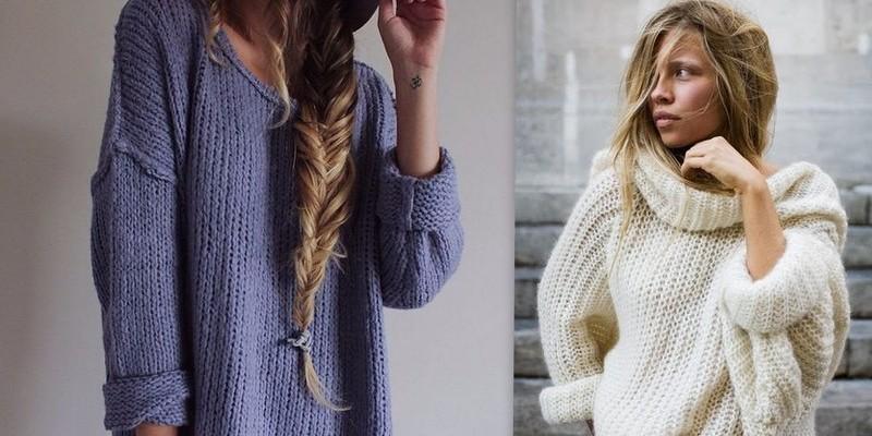 Cel mai potrivit detaliu în această iarnă: puloverul confortabil (Foto)