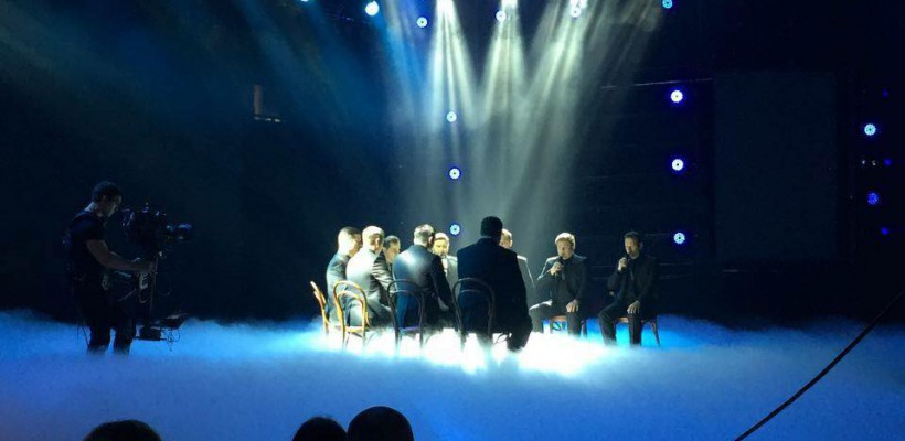 Cel mai emoționant colind cântat vreodată pe scena X Factor! Bravissimo a uimit și de data aceasta (Video)