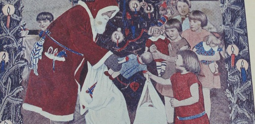 Ce cadouri de Crăciun își doreau copiii din perioada interbelică