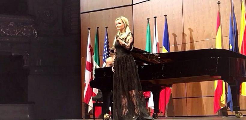 Ana Cernicova a dus faima țării la unul dintre cele mai prestigioase concursuri de operă din lume!