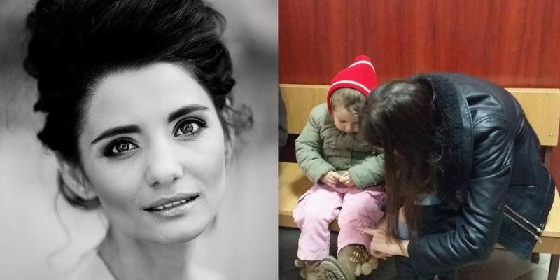 Lilia Ojovan colectează bunuri pentru copiii Victoriei Pruteanu. Îi poți ajuta și tu