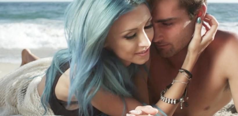 Andreea Bălan, oficial îndrăgostită! Vedeta a lansat un clip inspirat din relația sa