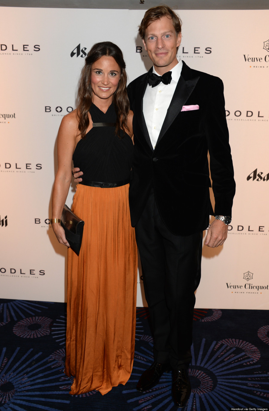 The Boodles Boxing Ball 2013