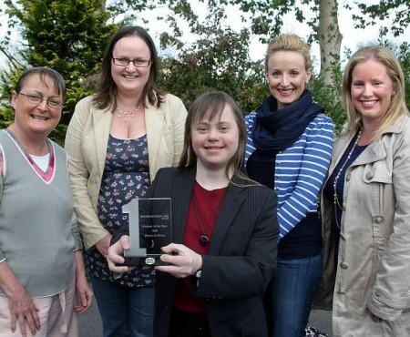 O tânără irlandeză sparge toate stereotipurile cu privire la sindromul Down!