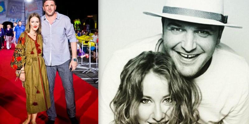 Ksenya Sobchak și soțul ei, Maxim Vitorgan au trei ani de relație. Cum s-au felicitat soții (Foto)