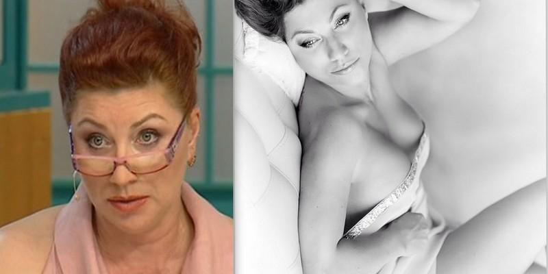 Sexy la 54 de ani! Prezentatoarea Roza Syabitova e de nerecunoscut într-un pictorial picant (Foto)