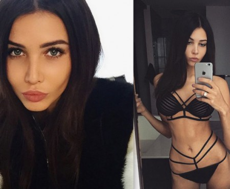 """Iubita lui Timati, Anastasia Reshetova a adăugat câteva kilograme și se consideră un model """"plus size"""""""
