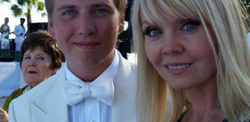 Fiul artistei Valeriya a renunțat să stea în casa părinților și vrea să facă armată în Elveția
